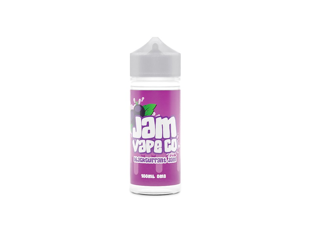 Příchuť Juice Sauz Jam Vape Co Blackcurrant Jam SaV 30ml