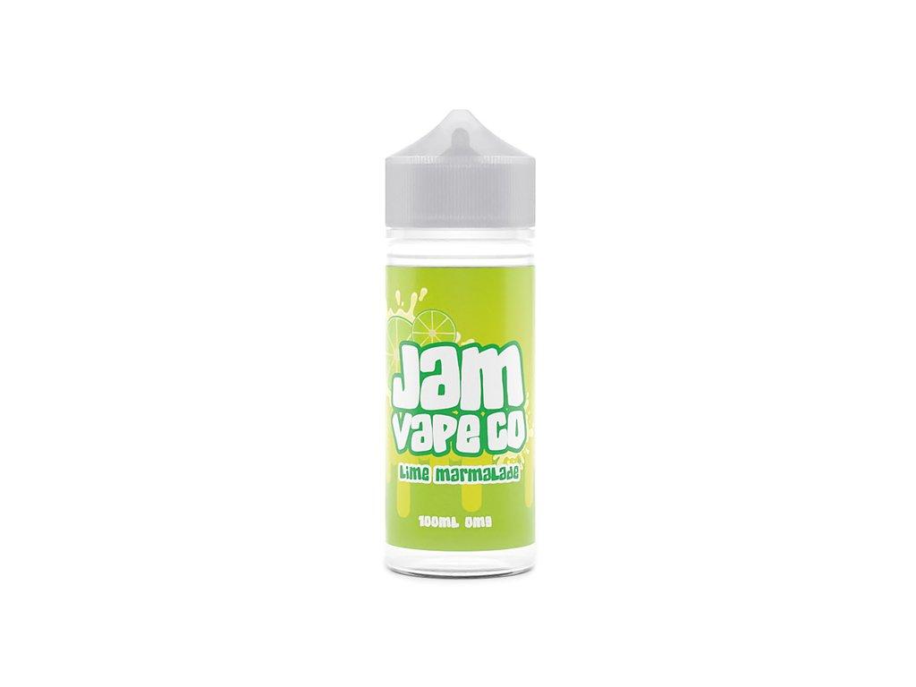 Příchuť Juice Sauz Jam Vape Co Lime Marmalade SaV 30ml