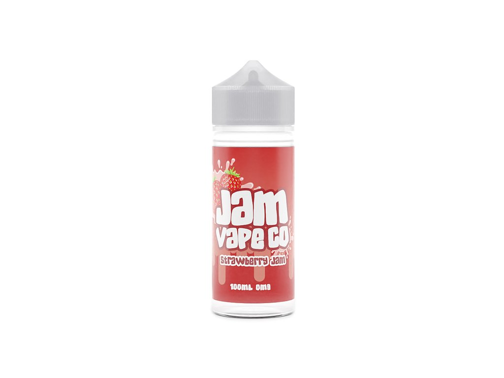 Příchuť Juice Sauz Jam Vape Co Strawberry Jam SaV 30ml