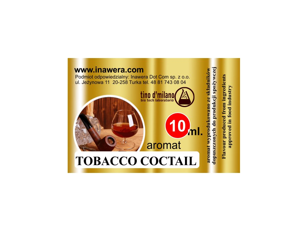 TOBACCO COCTAIL