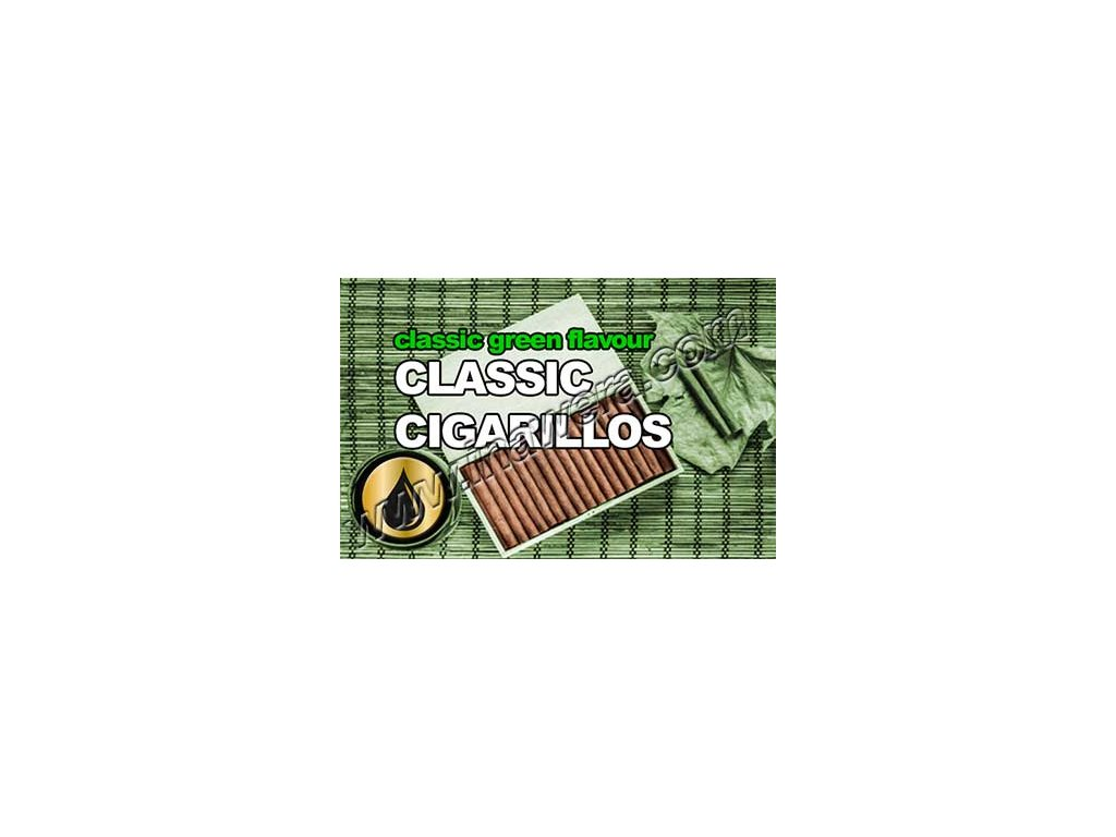 CIGARILLOS GREEN KOMP