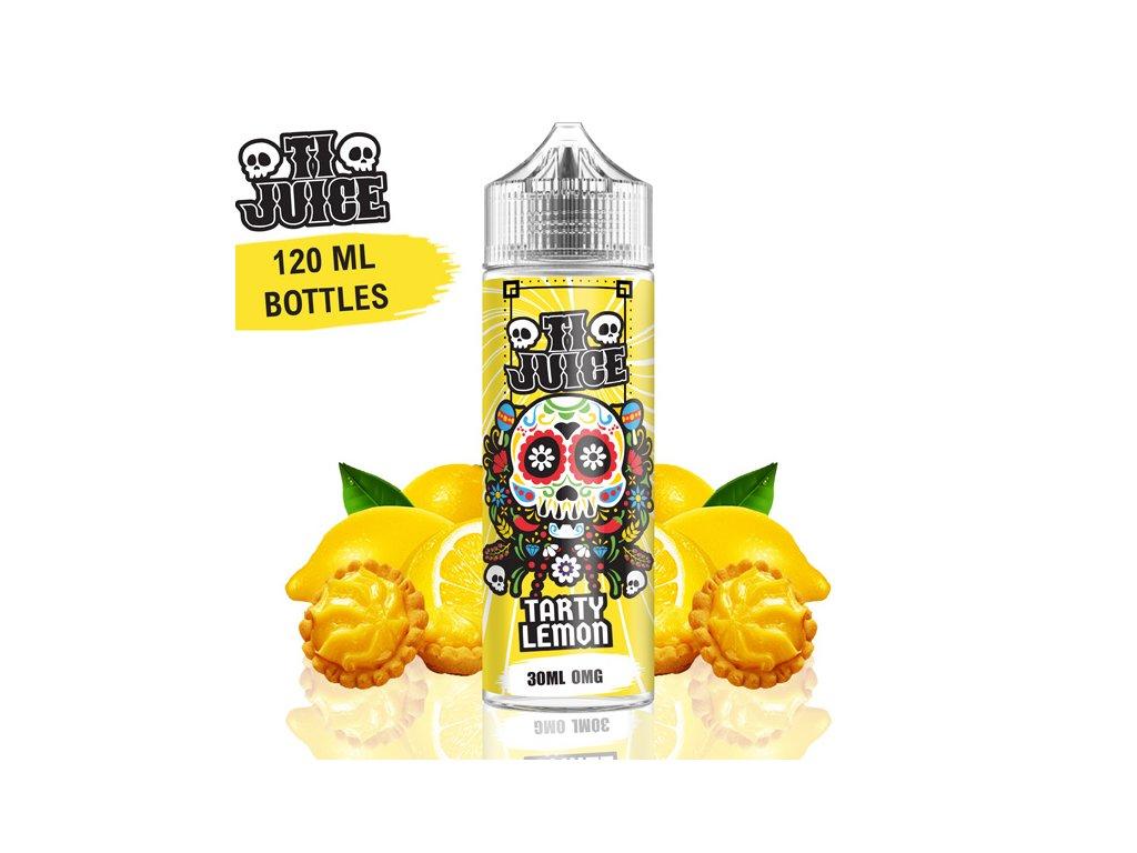 Příchuť TI Juice Tarty Lemon 30ml