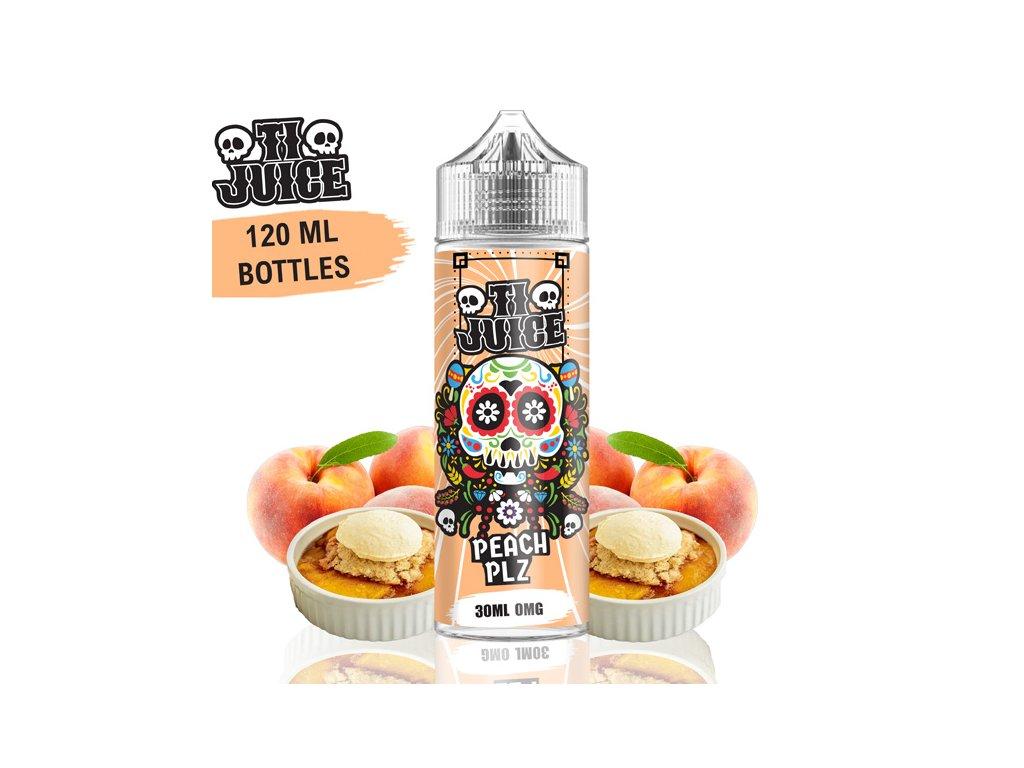 Příchuť TI Juice Peach PLZ 30ml