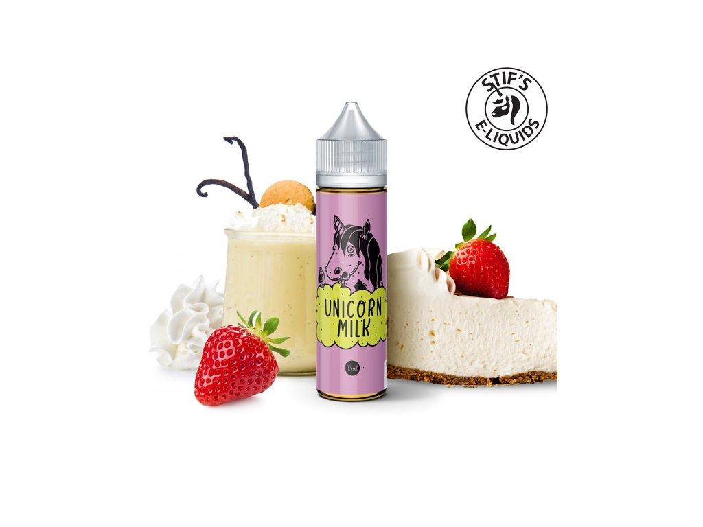 TI Juice Příchuť Stifs Unicorn Milk SaV 15ml