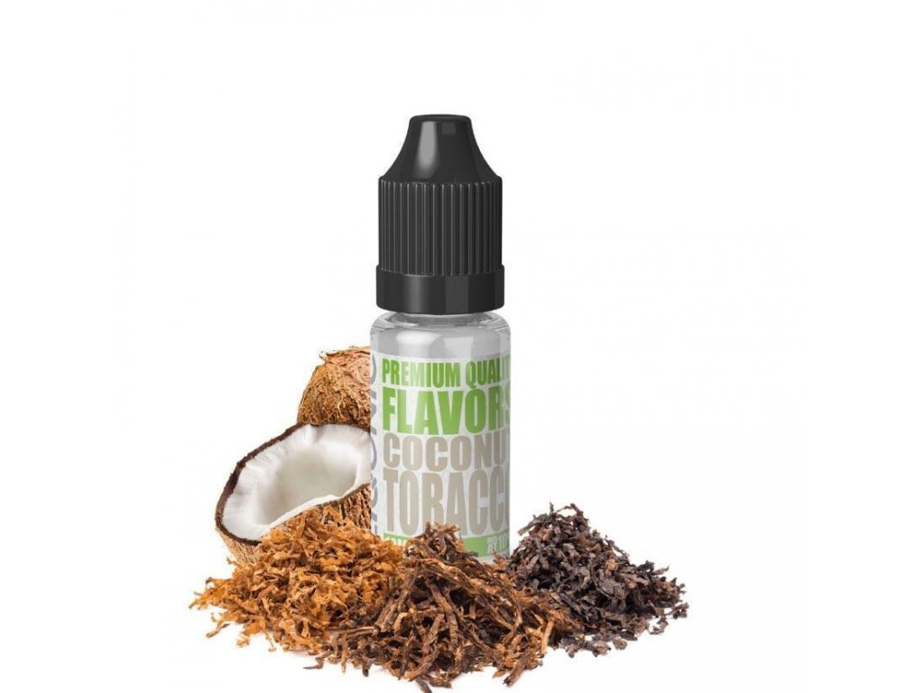 Příchuť Infamous Liqonic Coconut Tobacco 10ml