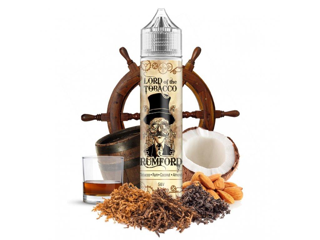 Příchuť Dream Flavor Lord of the Tobacco Rumford 12ml SaV