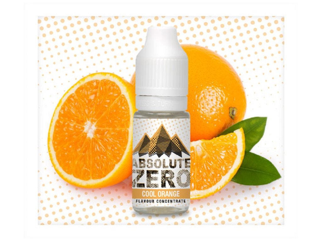 Absolute Zero Product Images Orange
