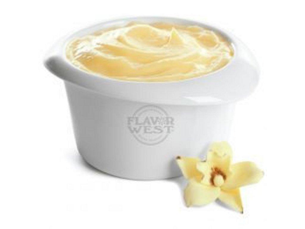 vanilla custard