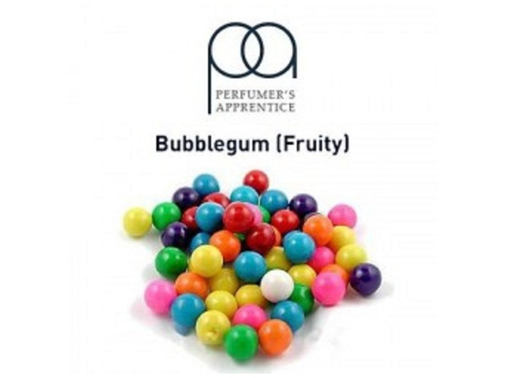 Bubblegum (Fruity)