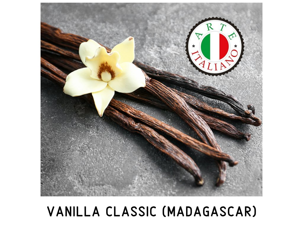 FA Vanilla Classic (Madagascar) / Madagaskarská vanilka