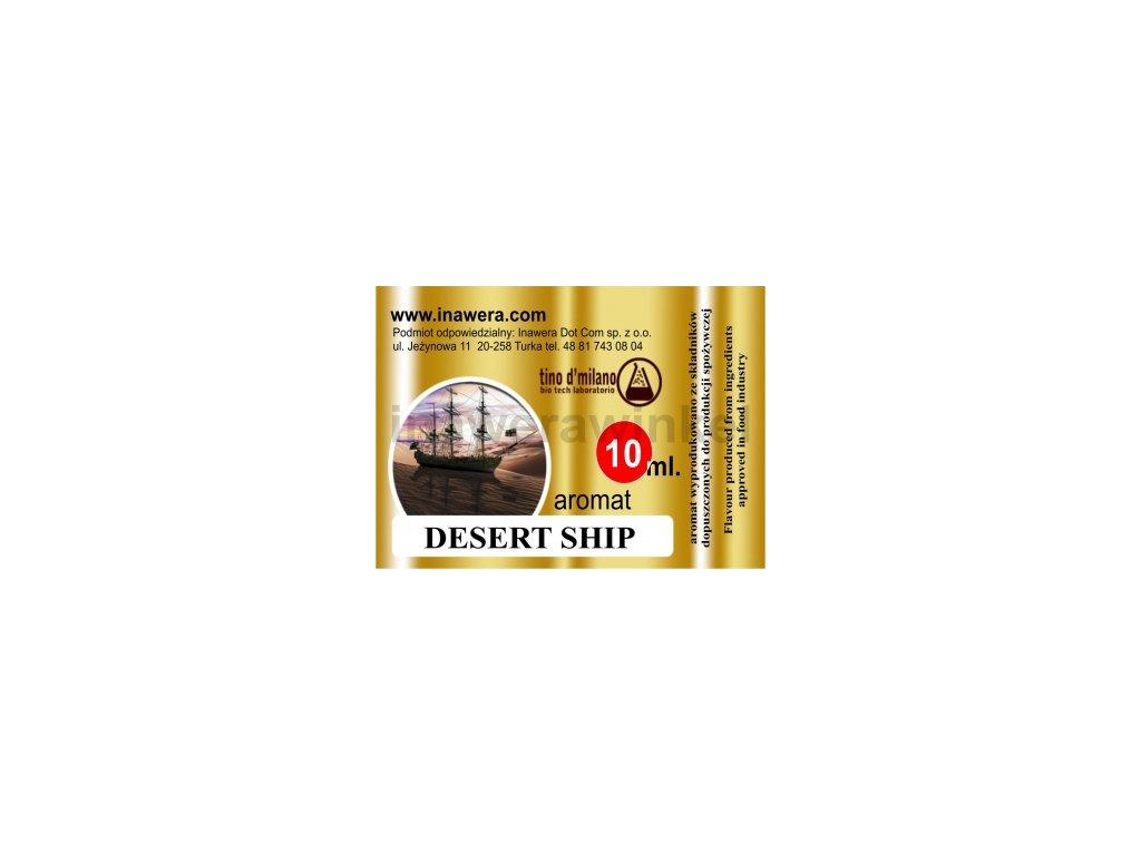 INW DESERT SHIP / Typ tabáku