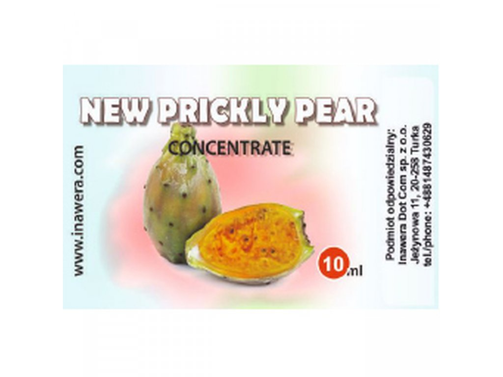 INW NEW PRICKLY PEAR / Opuncie