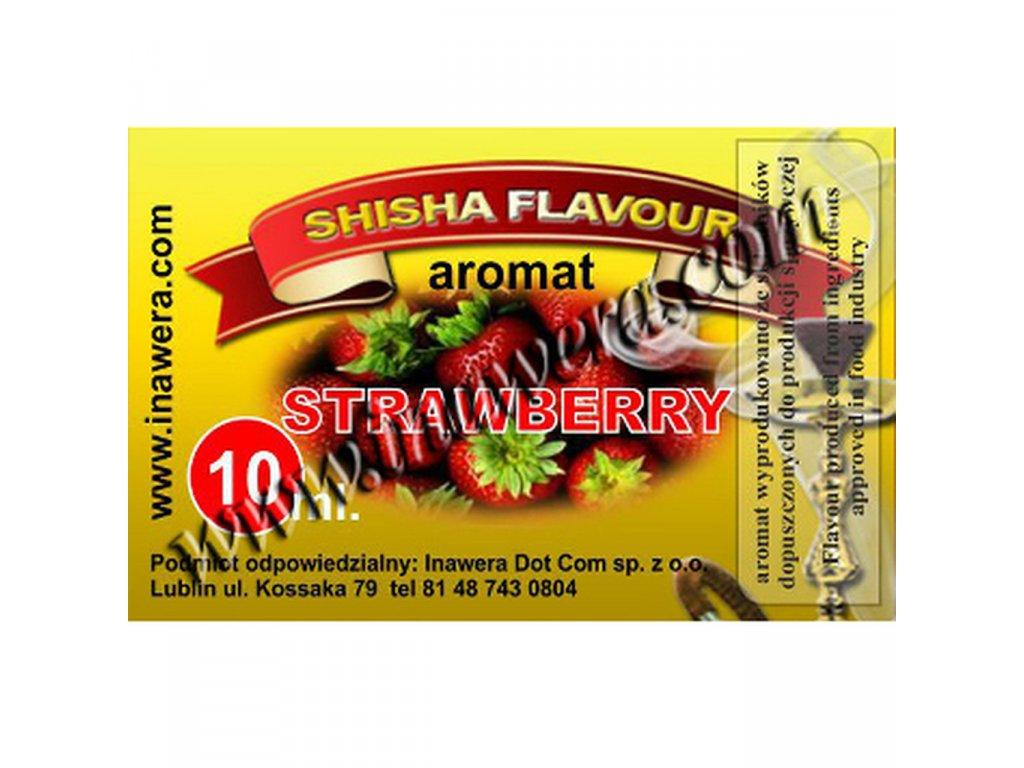 INW SHISHA TYPE STRAWBERRY / Vodní dýmka jahoda