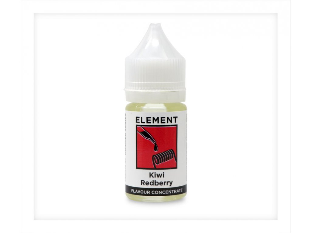 ELEMENT - Kiwi Redberry 30ml