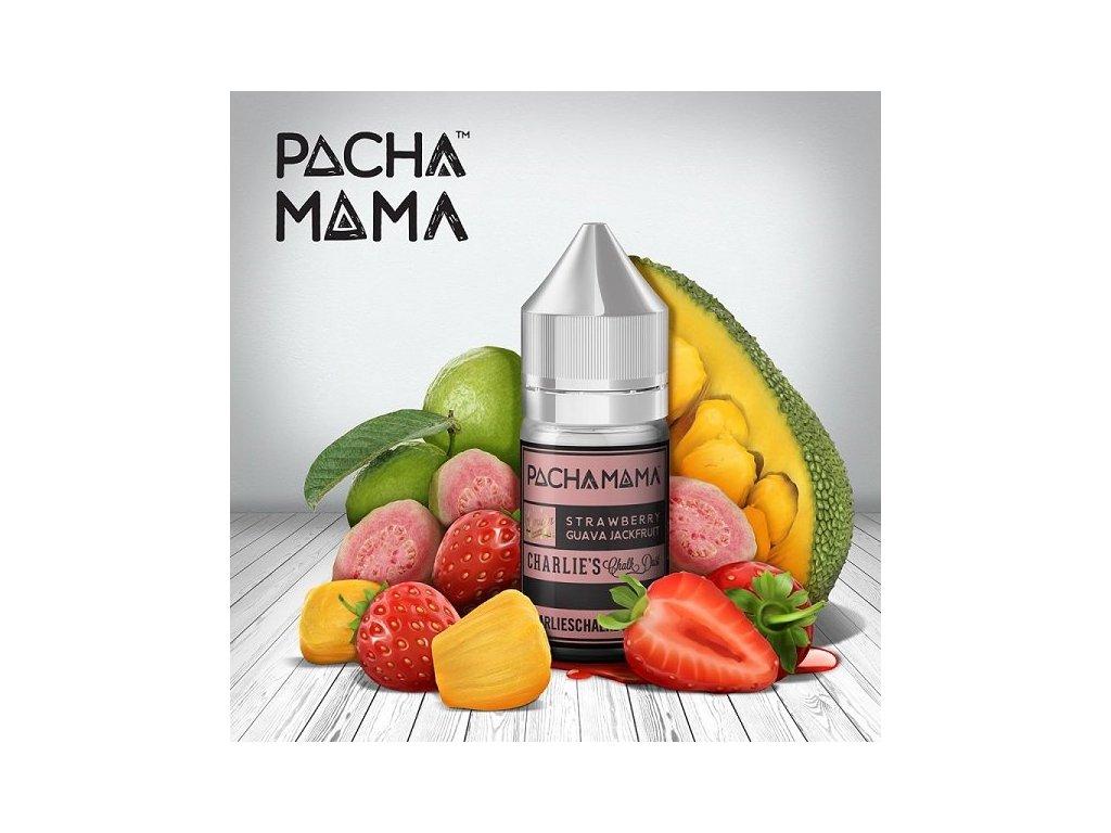 Charlie's Chalk Dust - Pacha Mama - Strawberry, Guava, Jackfruit 30ml