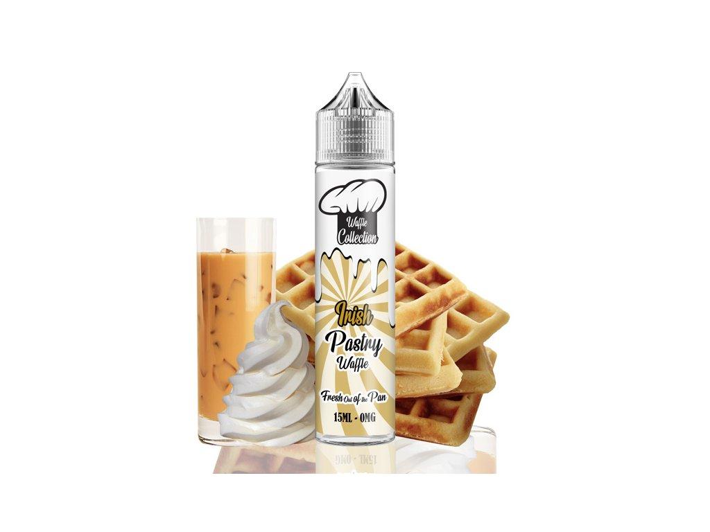 Alpha Origins Příchuť Waffle Collection Shake and Vape Irish Pastry 15ml