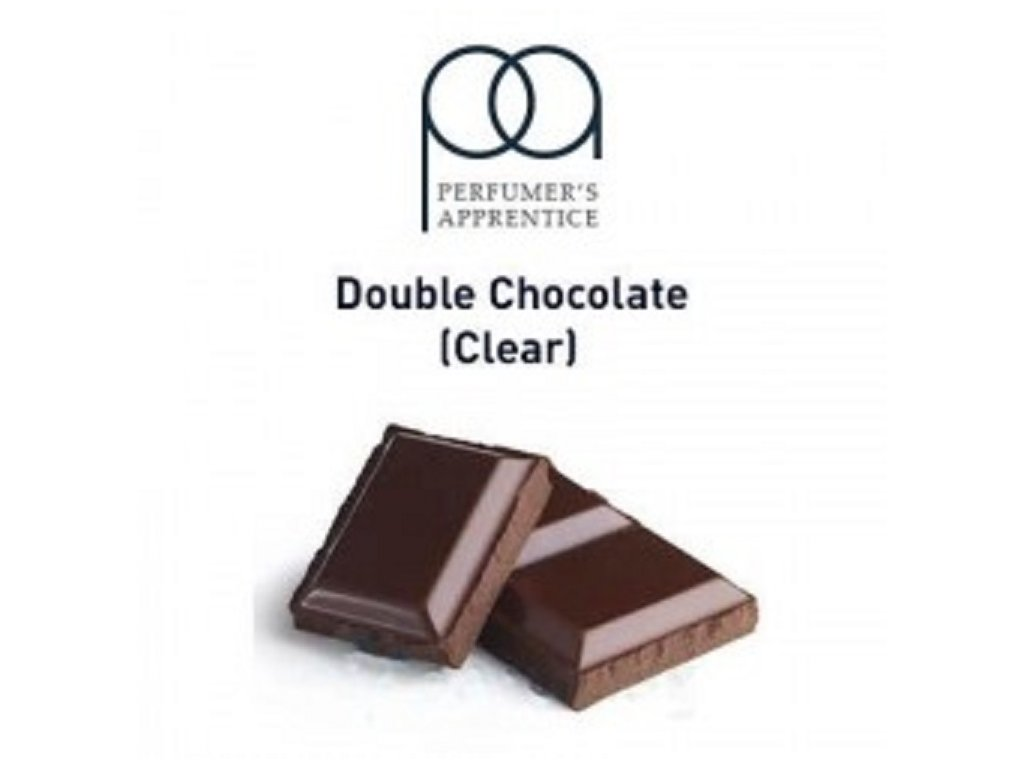 Double Chocolate (Clear)