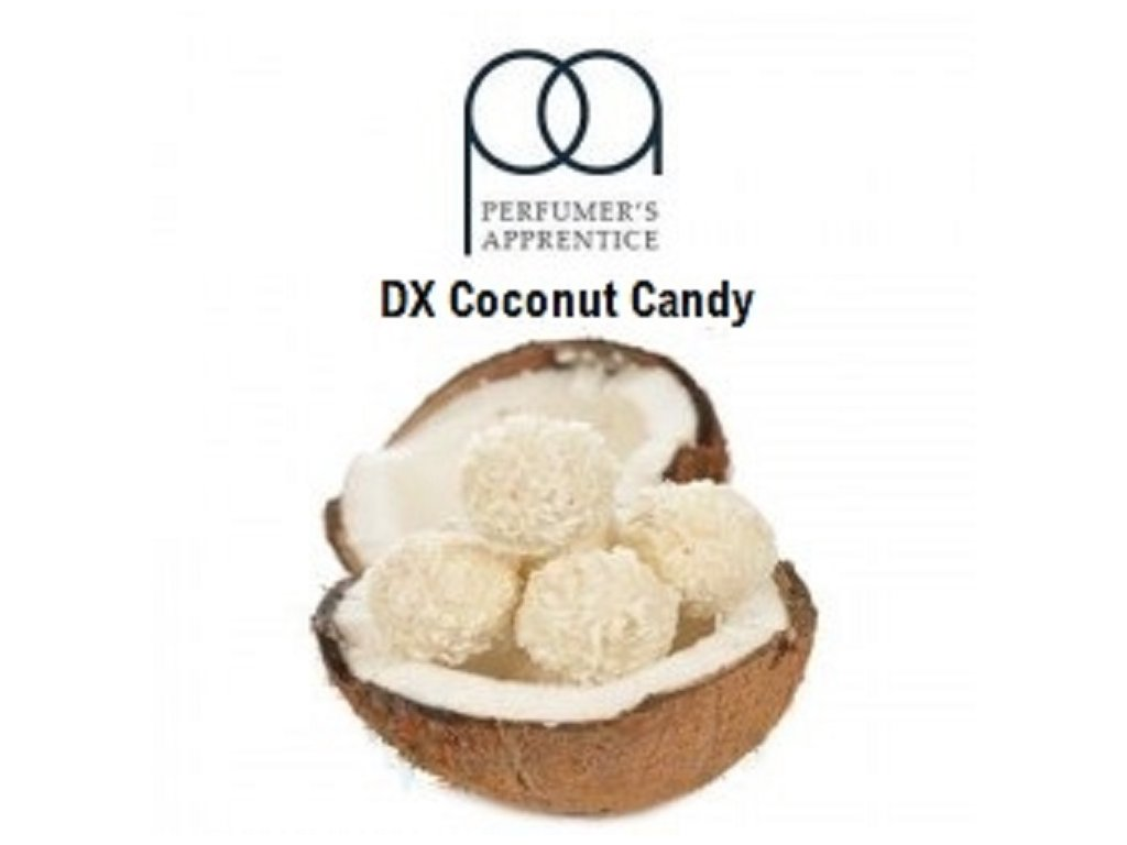 DX Coconut Candy