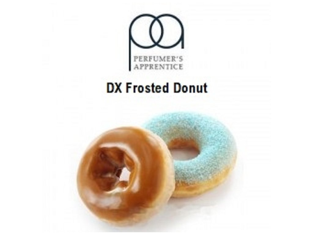 DX Frosted Donut