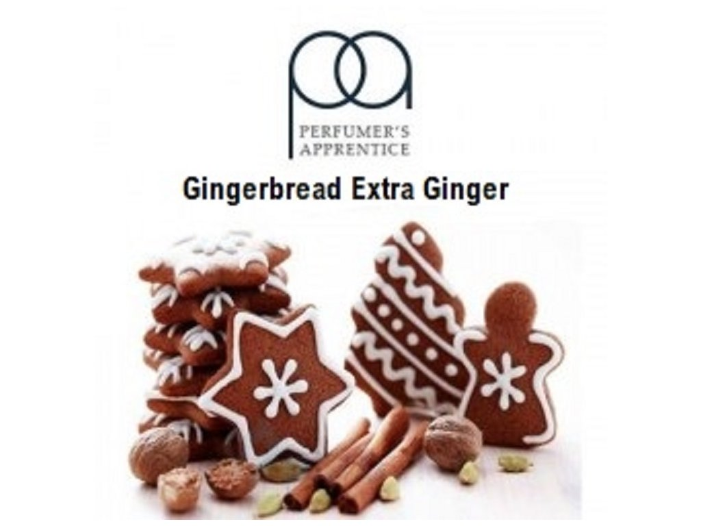 Gingerbread extra ginger