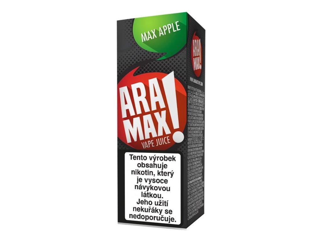 e-liquid ARAMAX Apple 10ml - 3mg nikotinu/ml