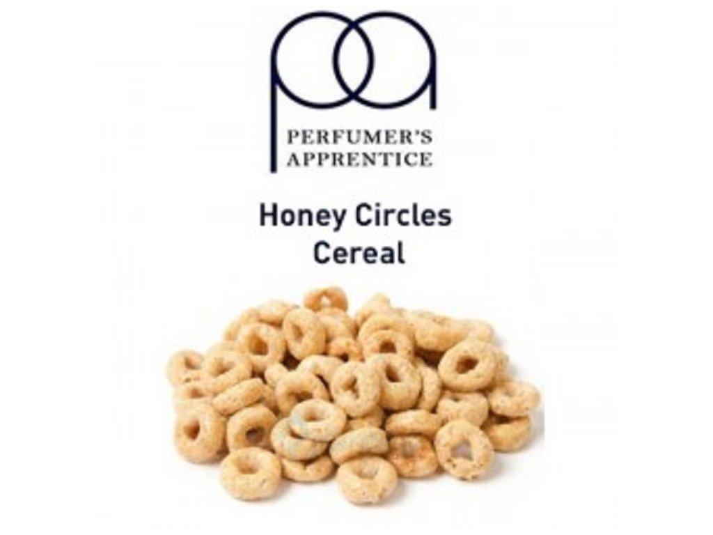Honey Circles Cereal