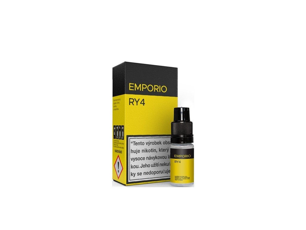 Imperia Emporio RY4 10ml 3mg