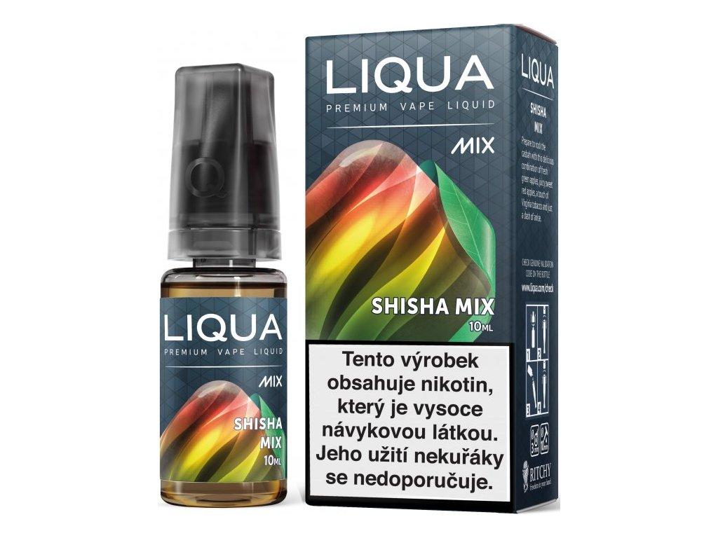 RITCHY e-liquid LIQUA Mix Shisha Mix 10ml - 18mg nikotinu/ml