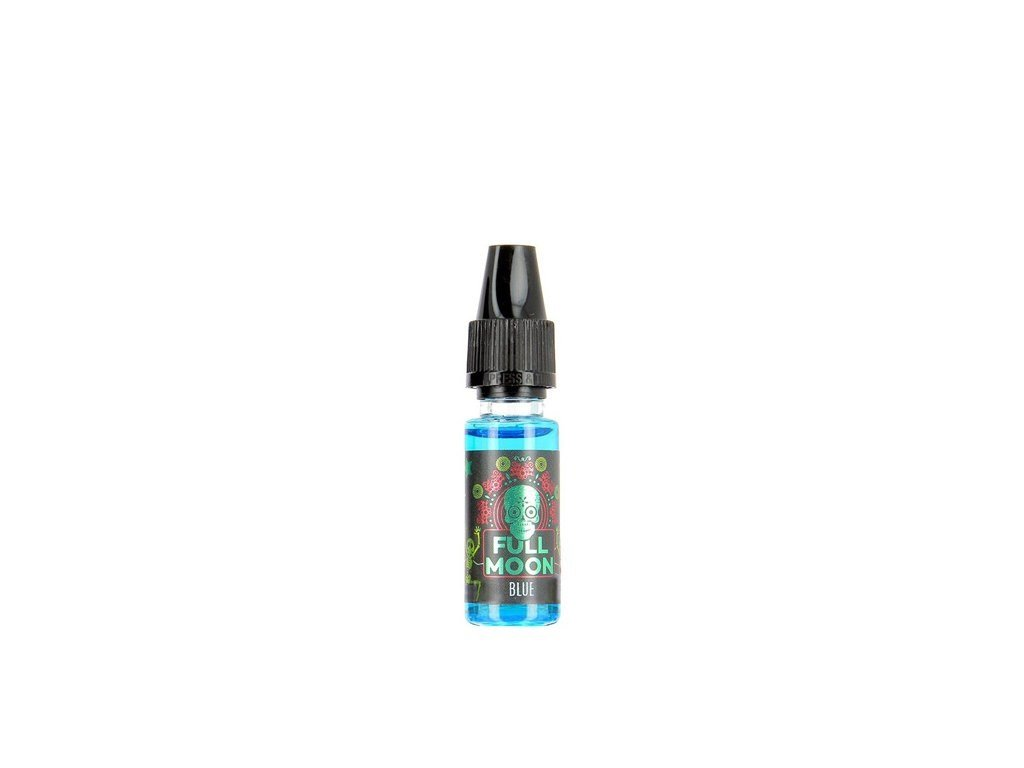 Full Moon Blue Banán a broskev 10ml
