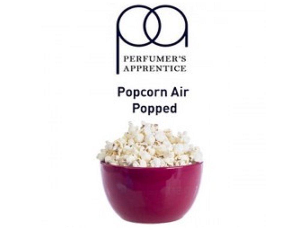 Popcorn Air Popped