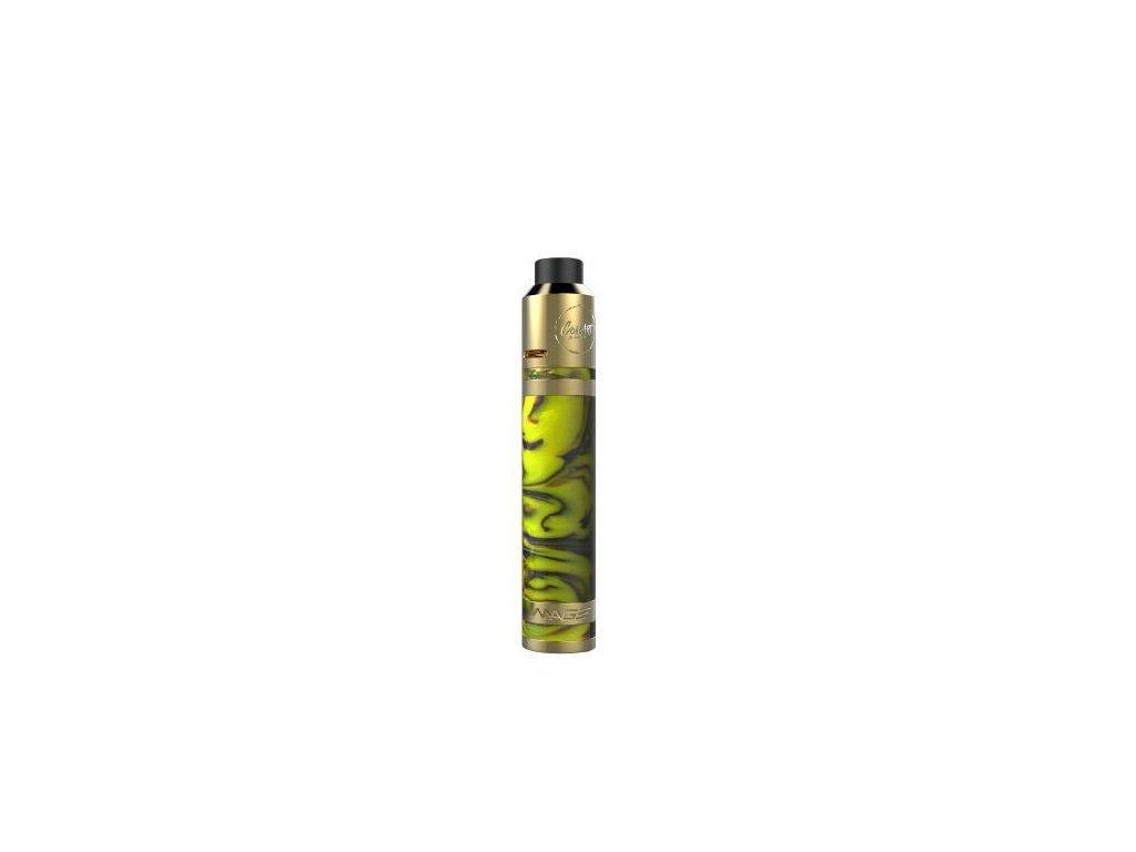 CoilART Mage Mech Tricker Kit (mechanický grip) resin - žlutá