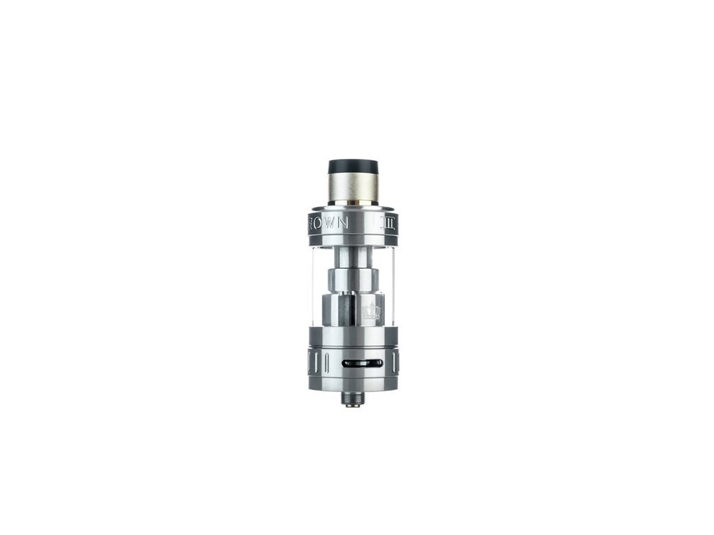 UWELL Crown 3 Mini clearomizer - Stříbrná