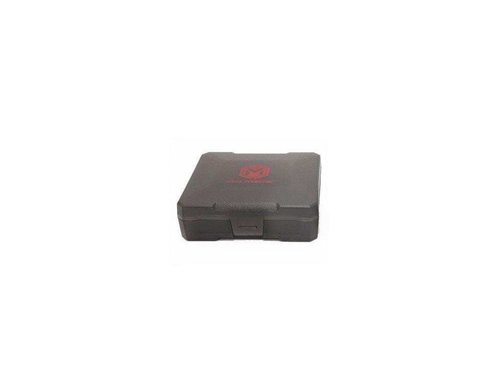 Coil Master B4 pouzdro pro 4ks baterie 18650