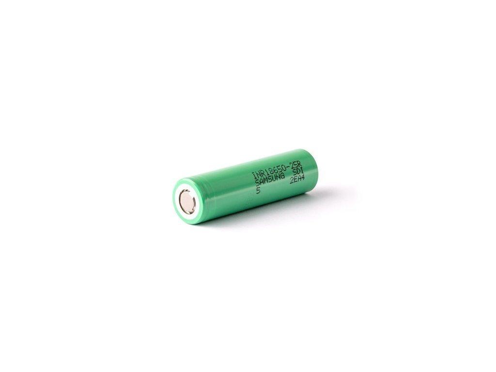 SAMSUNG INR18650-25R Baterie 12C 20A 1 ks 2500mAh