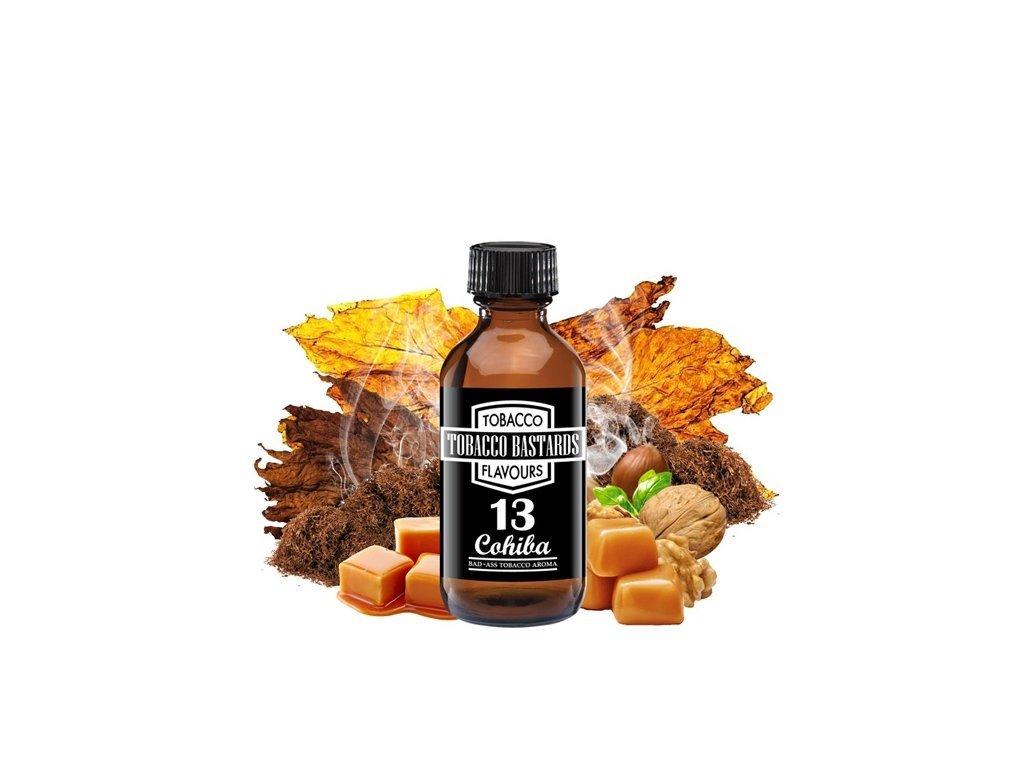 Příchuť Flavormonks Tobacco Bastards No. 13 Cohiba 10ml