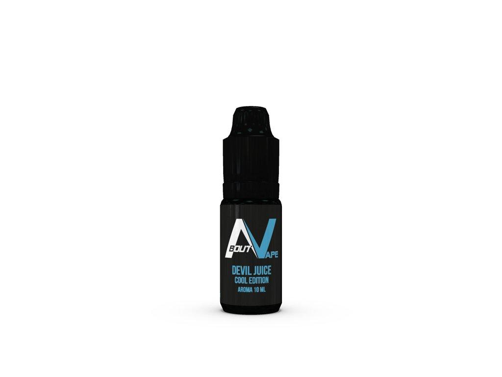 Bozz Liquids Příchuť Bozz Pure Cool Edition Devil Juice 10ml