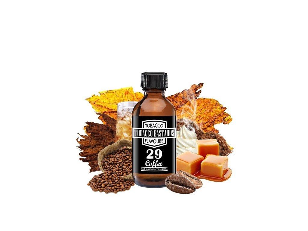 Příchuť Flavormonks Tobacco Bastards No. 29 Coffee 10ml