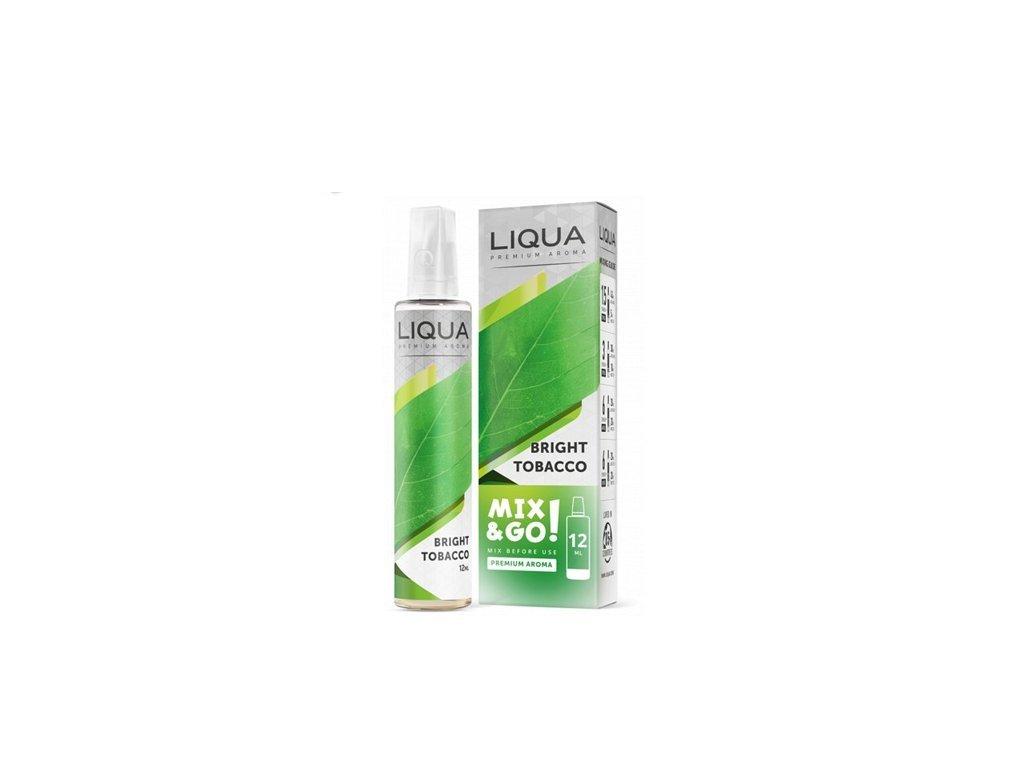 RITCHY Příchuť LIQUA Mix&Go Bright Tobacco 12ml