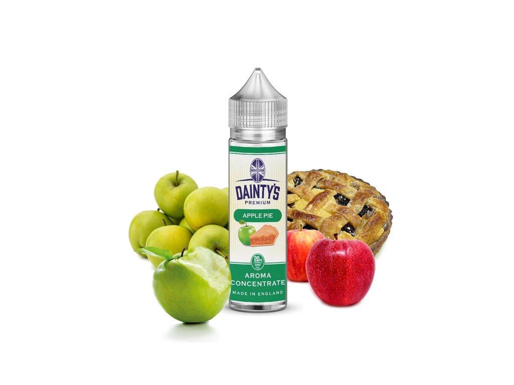 Eco Vape Příchuť Dainty´s Premium Apple Pie 20ml