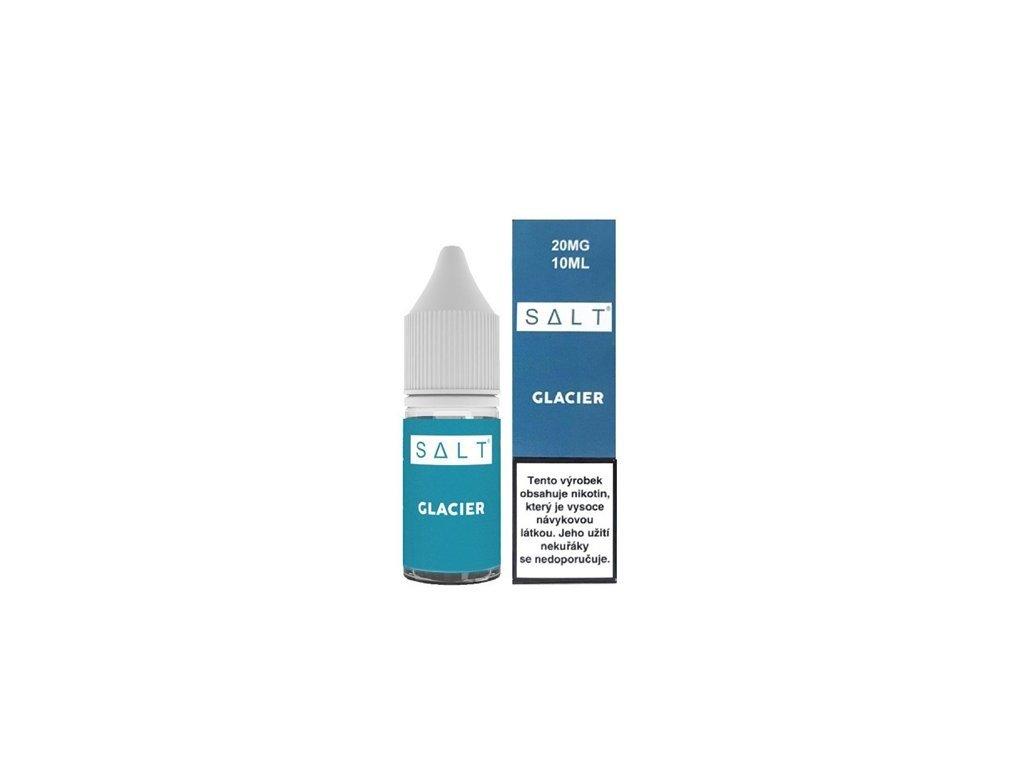 e-liquid Juice Sauz SALT Glacier 10ml - 20mg nikotinu/ml