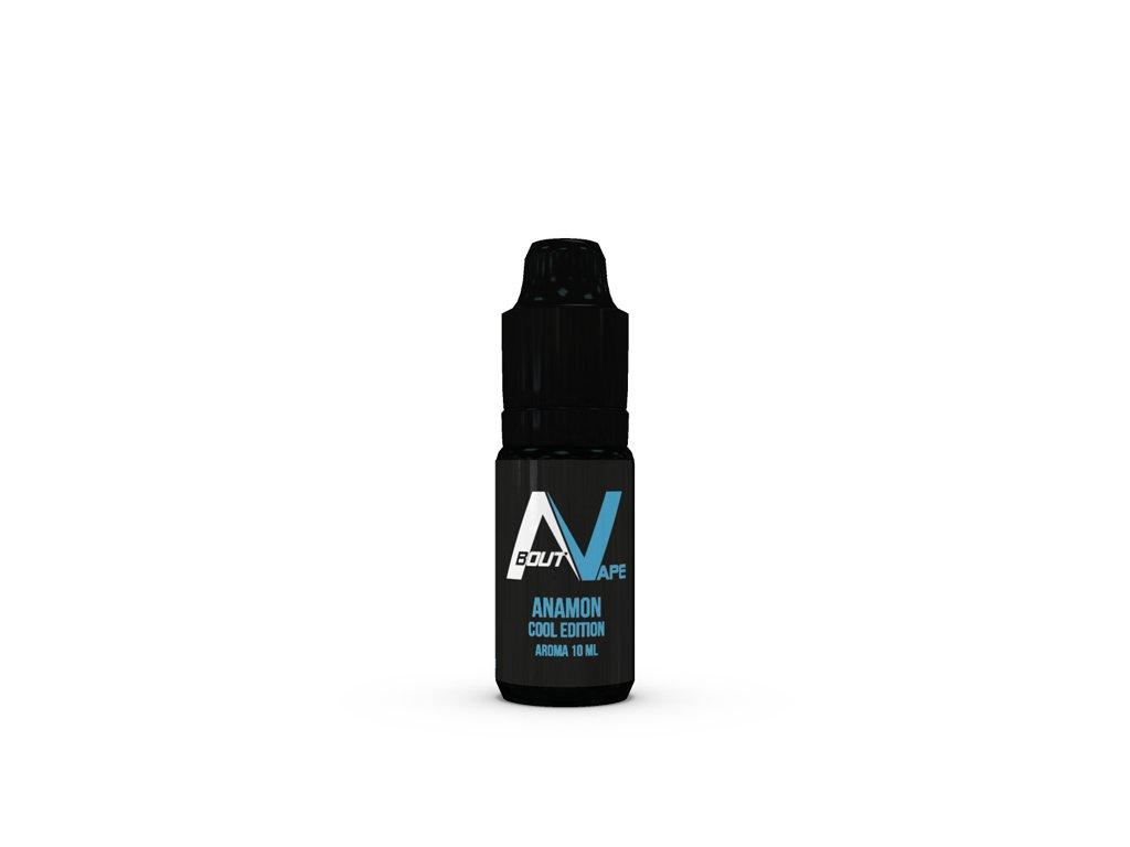 Bozz Liquids Příchuť Bozz Pure Cool Edition Anamon 10ml