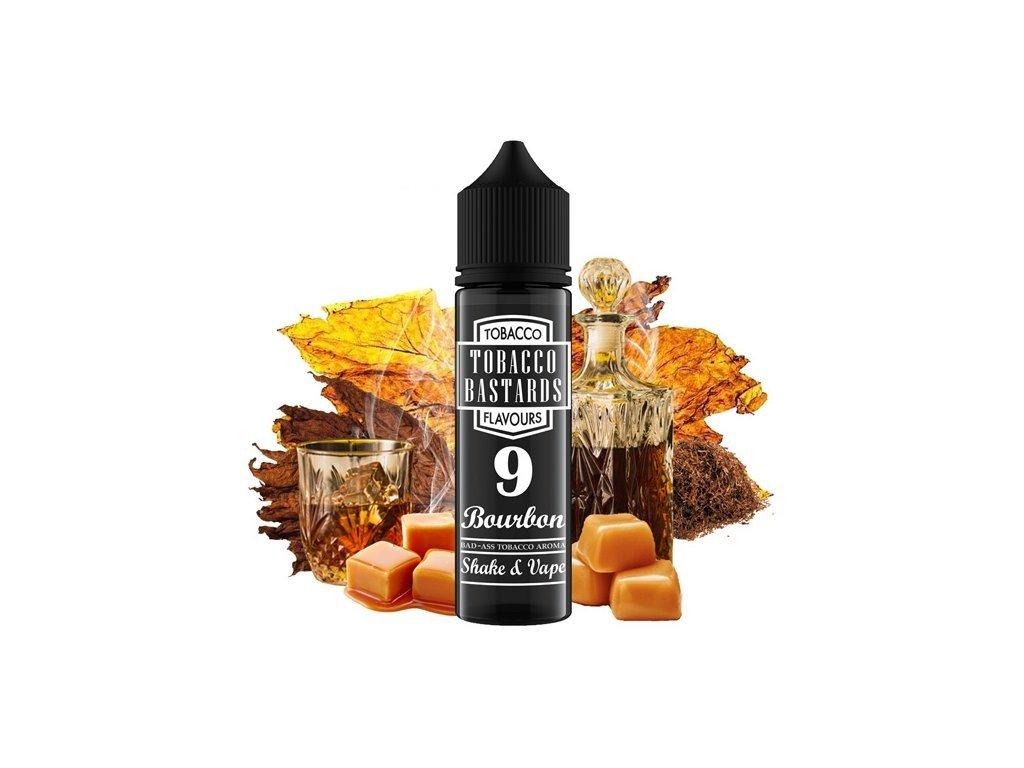 Příchuť Flavormonks Tobacco Bastards SaV No. 09 Bourbon 12ml