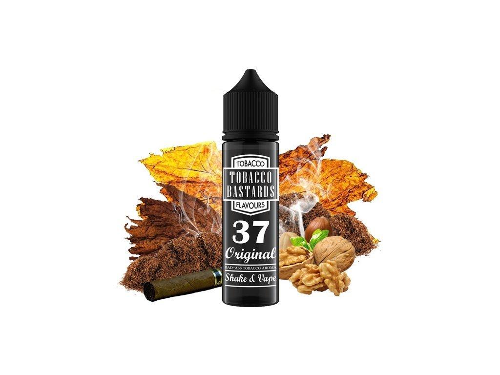 Příchuť Flavormonks Tobacco Bastards SaV No. 37 Original 12ml