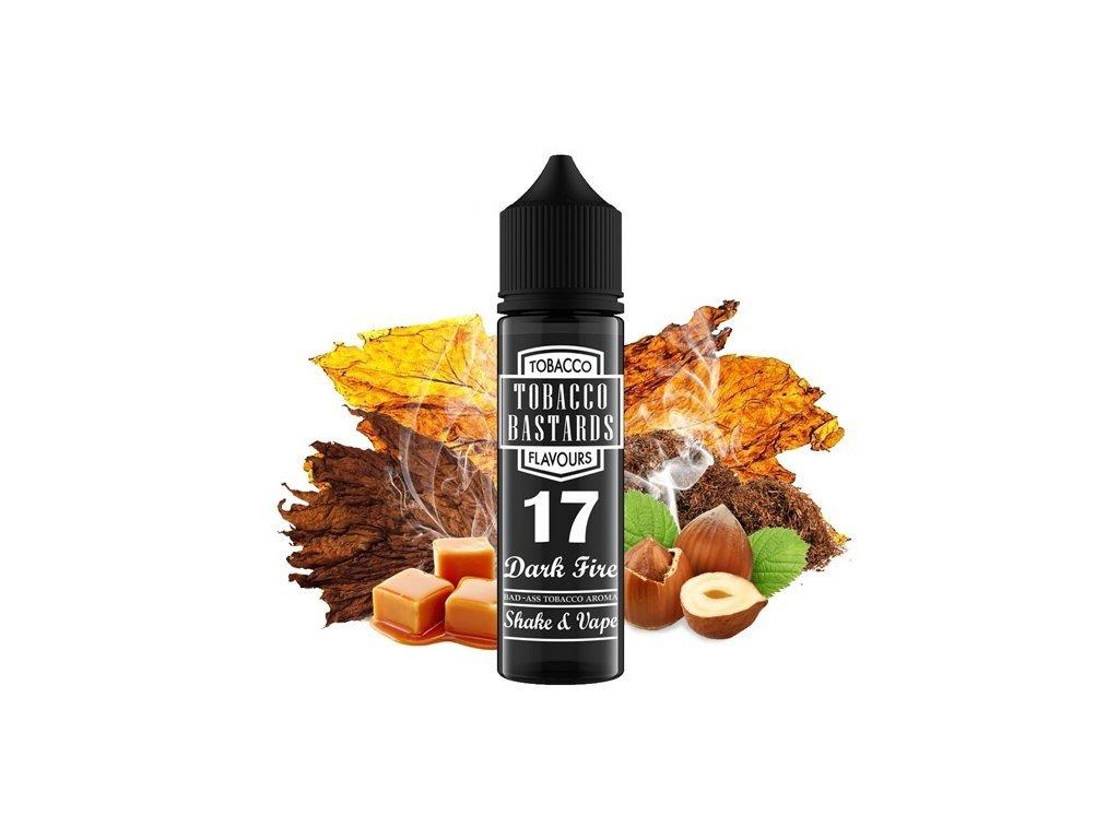Příchuť Flavormonks Tobacco Bastards SaV No. 17 Dark Fire 12ml