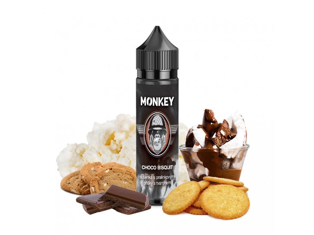 Monkey liquid Choco Bisquit 8ml