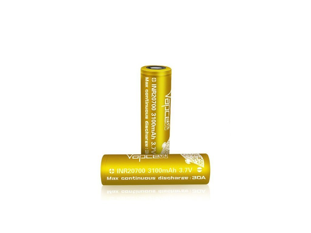 Baterie Vapcell INR 20700 - 3100mAh, 30A