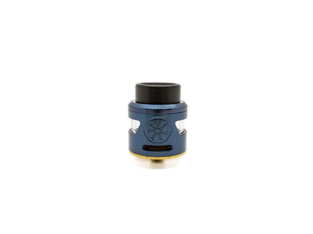 Asmodus Bunker Single Coil RDA - Modrá