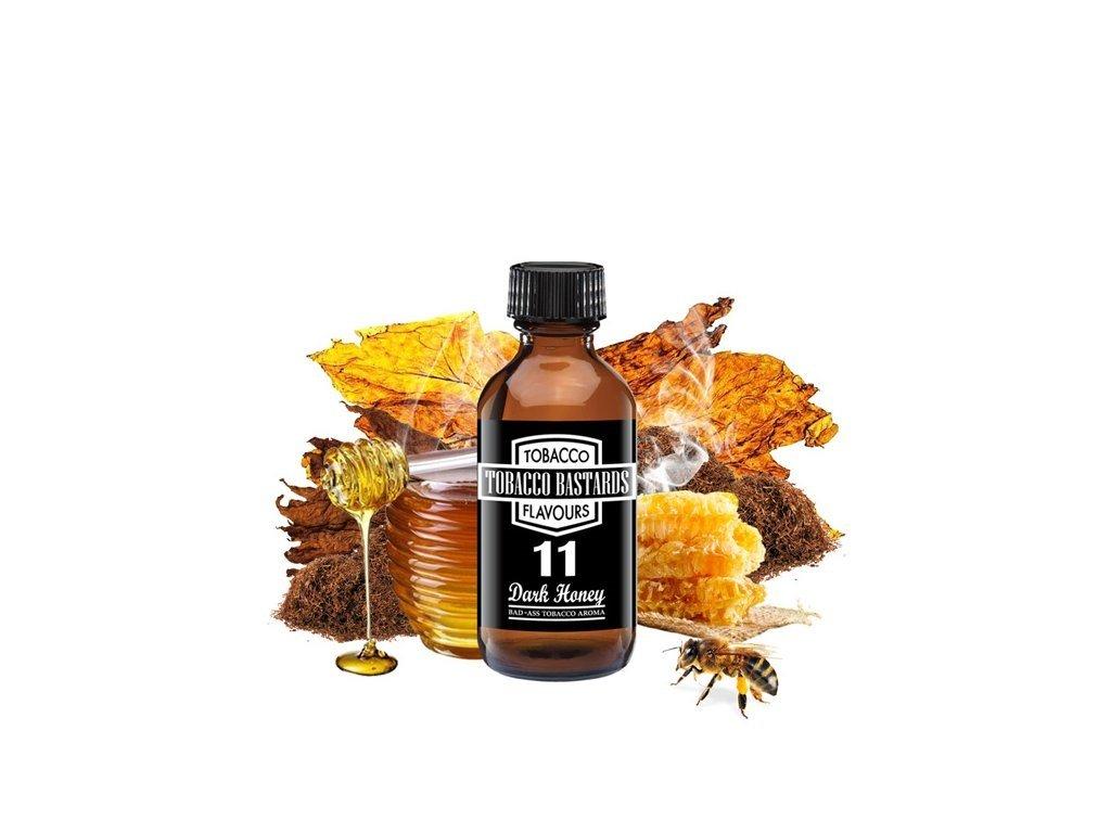 Příchuť Flavormonks Tobacco Bastards No. 11 Dark Honey 10ml
