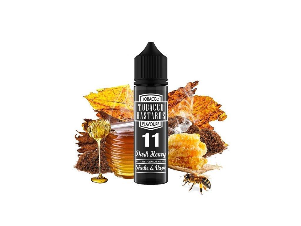 Příchuť Flavormonks Tobacco Bastards SaV No. 11 Dark Honey 12ml