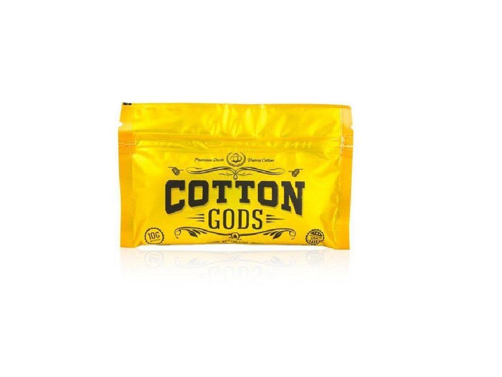 Wick n Vape Cotton Gods prémiová vata, 1 balení, 10g, 1 ks